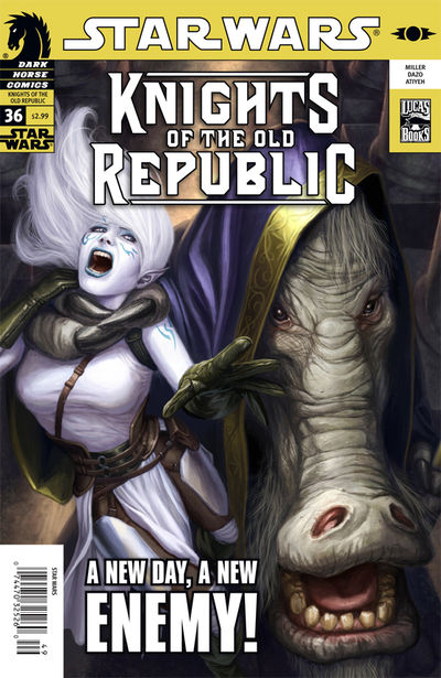 KOTOR Issue #36